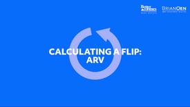 Calculating Series ARV
