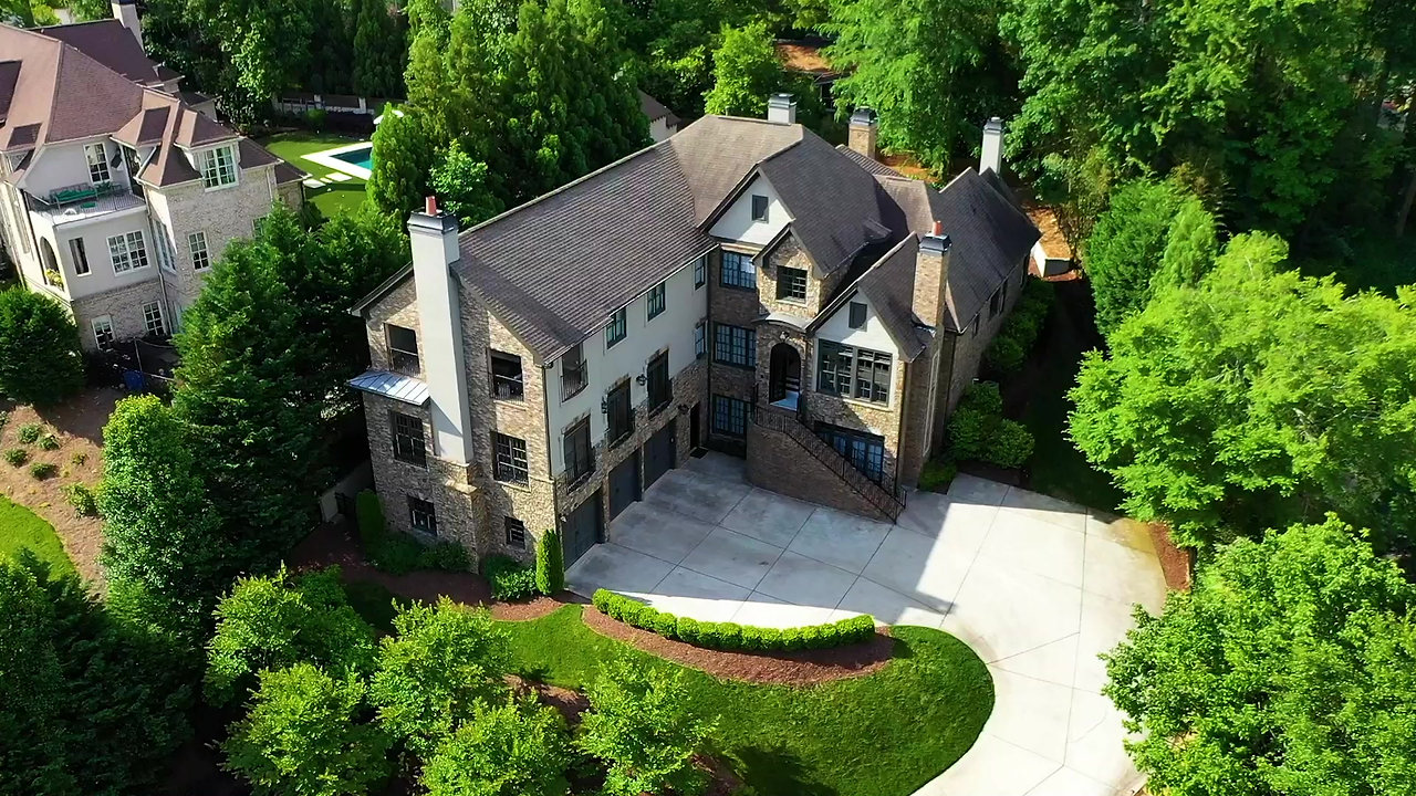 Luxury Chastain Park $2,000,000
