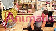 Bastien acteur vedette Humanimal chez Animalis