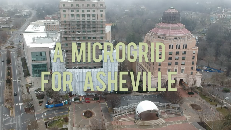 Asheville Microgrid Overview