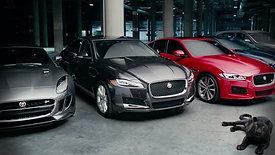 """Commercial: Car Jaguar XE Model """"Mission Impossible"""""""