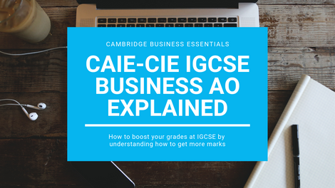 How to Boost your Grade in IGCSE Business
