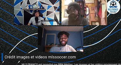 MLS Franco 007-Semaine 2 dans la MLS