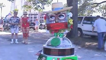 JB ParrotBot, In Search of Jimmy Buffett