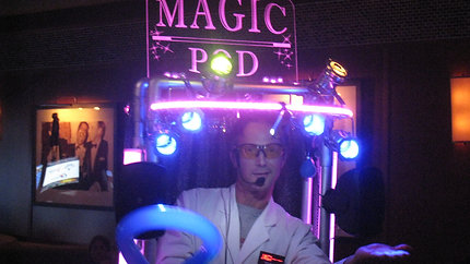 Introducing Magic Pods, Available for your next event!