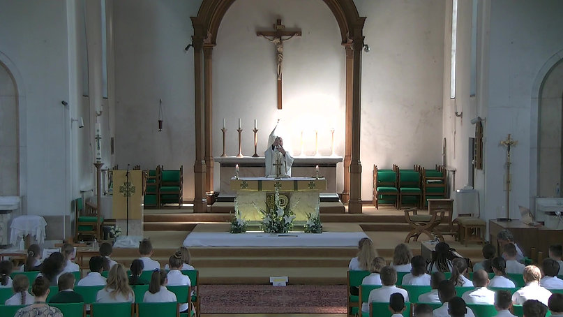 Yr 6 Leavers Mass