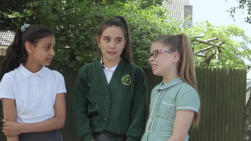 St Patricks School funding Video