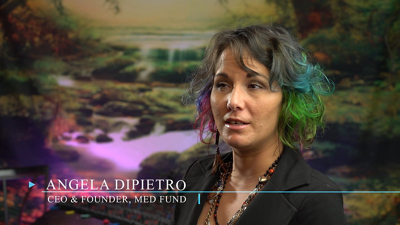 Angela Talks About MedFund and PsyFire
