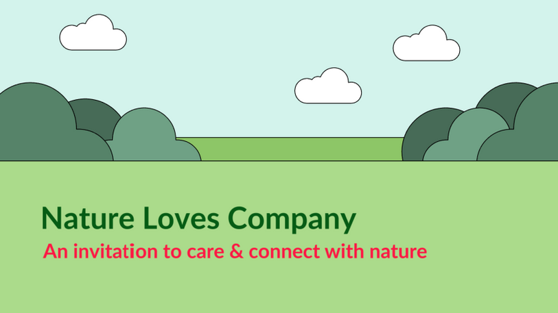Nature Loves Company Caregiver Resource