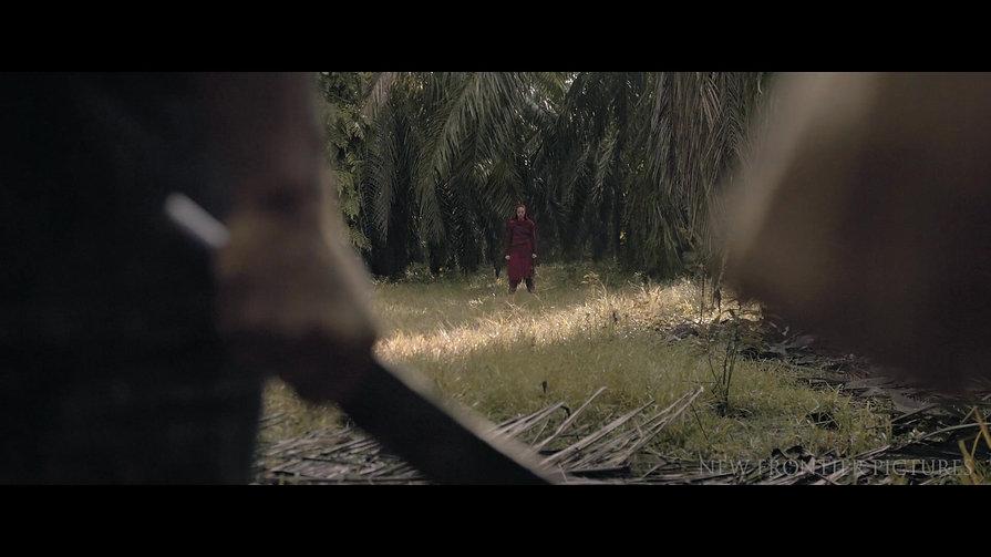 Cahaya Terakhir (The Last Light) Fight Scene
