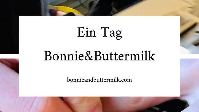 EIN TAG BONNIE & BUTTERMILK