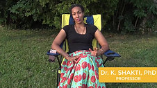 Dr.  K. Shakti's Testimonial for Meditate or Die- KneeTie to get High - Meditation Course Online