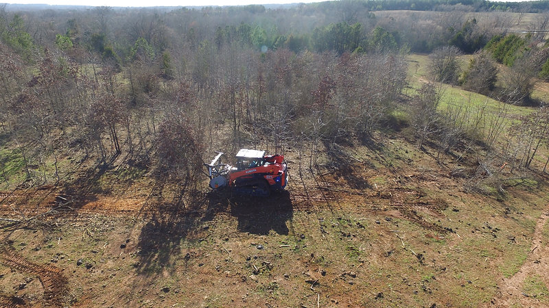 Land Clearing NOW Available!