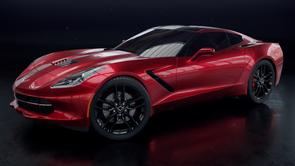 VR - Corvette Showreel
