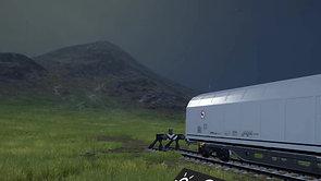 VR - TVP Train Showreel