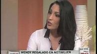 Wendy Regalado en Notimujer