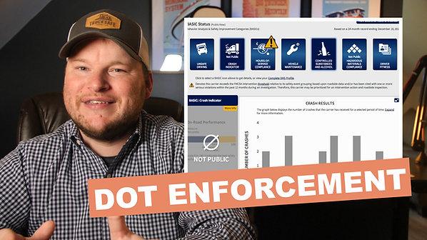 DOT Enforcement