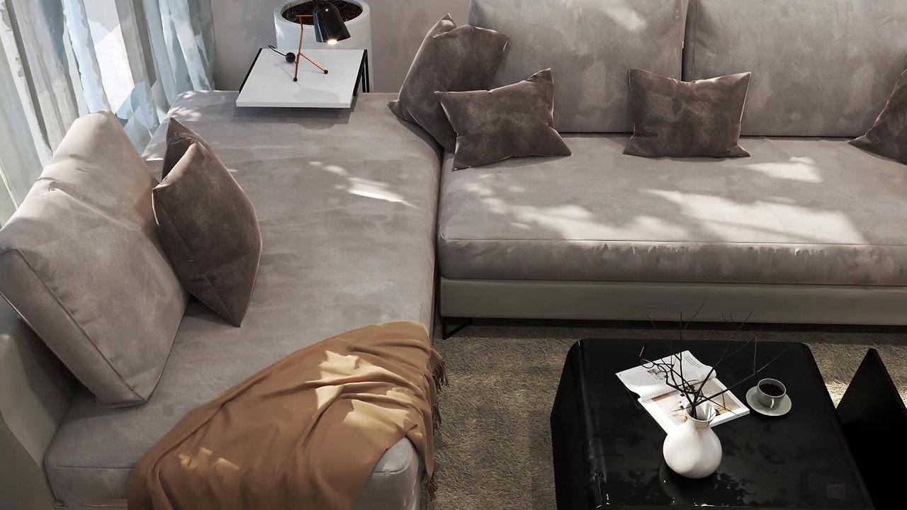 Interior Animation Reel
