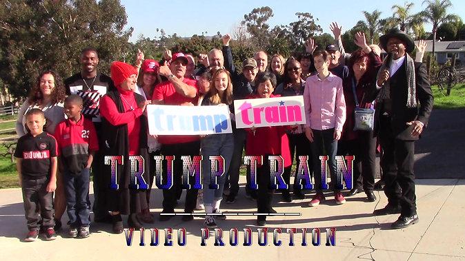 Trump Train Video Production