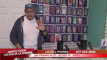 LA CELL PHONES