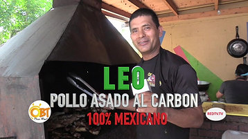 LEO  POLLO ASADO AL CARBON 100MEXICANO