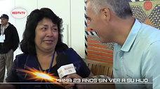 FAMILIARES SE ABRAZAN DESPUES DE MAS DE 20 AÑOS ORLANDO FL.