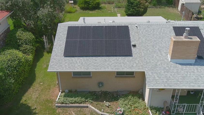 Solar Panel Viewing