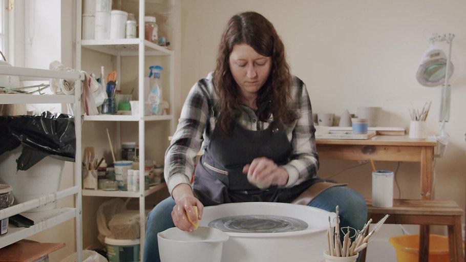 Nicola McCabe - Ceramicist