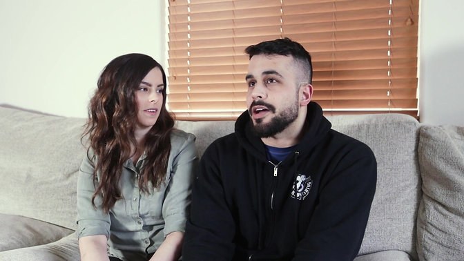 Shyanne and Luis Testimonial