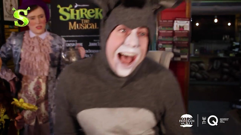 Shrek The Musical - Launch video