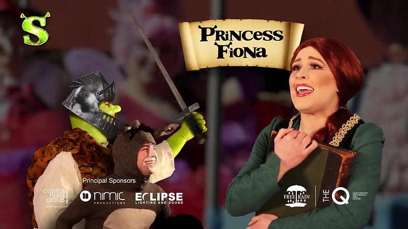 Shrek The Musical - TV Advertisement
