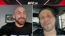UFC 266 VOLKANOVSKI ORTEGA FOR UFC