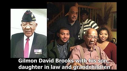 Brooks, Gilmon  D.