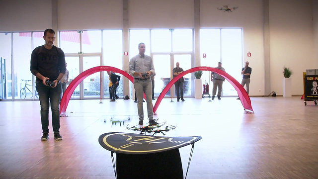 TPE Fun with drones