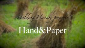 Hand & Paper