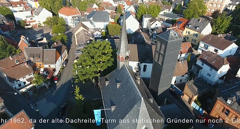 300 Jahre Dotzheimer Kirche  1718 - 2018