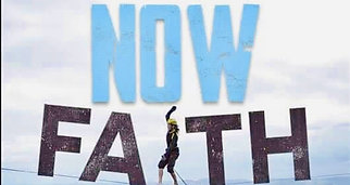 """NOW FAITH""  We have to focus with the eye of the mind and not the eye of the body....Now Faith  agccindy.org/give  Preston T Adams III Greta Adams Patrice Adams Nyree Alexander Monica L. Grundy-Sharp Nerium Sharp Clinton Sharp II Celia Morrissette"