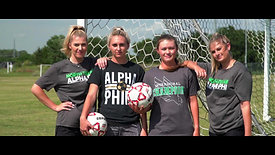 Alpha Phi: Recruitment