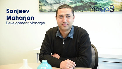 Meet some of the team at Indigo8