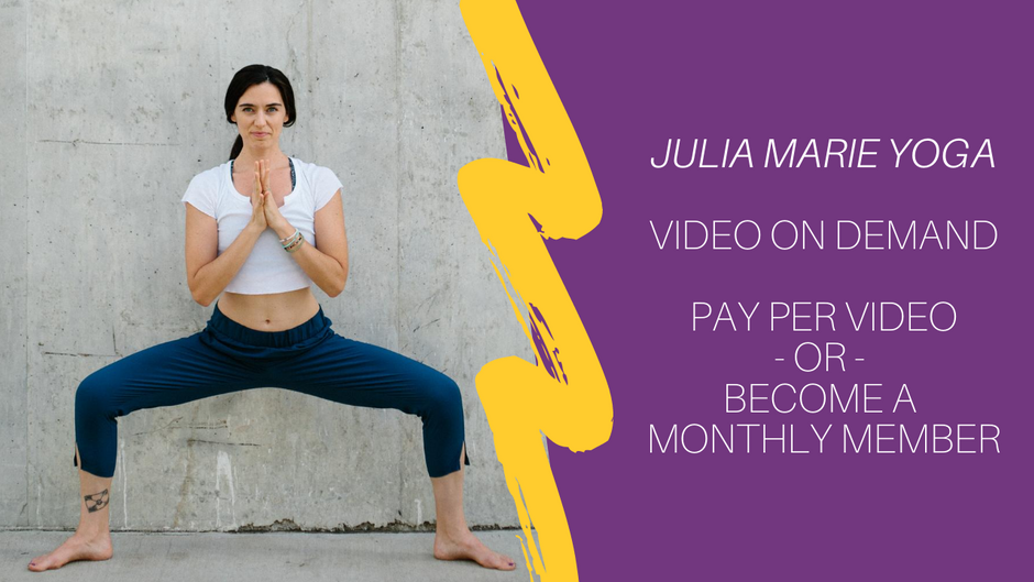 Julia Marie Yoga