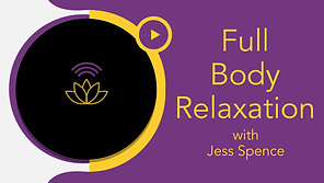 Full Body Relaxation with Jessica