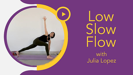 Low Slow Flow with Julia