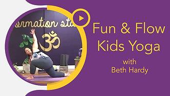Fun & Flow Kids Yoga with Beth