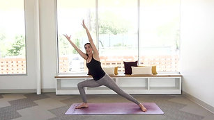 Deepen Your Flow: Body Awareness with Julia