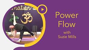 Power Flow with Suzie