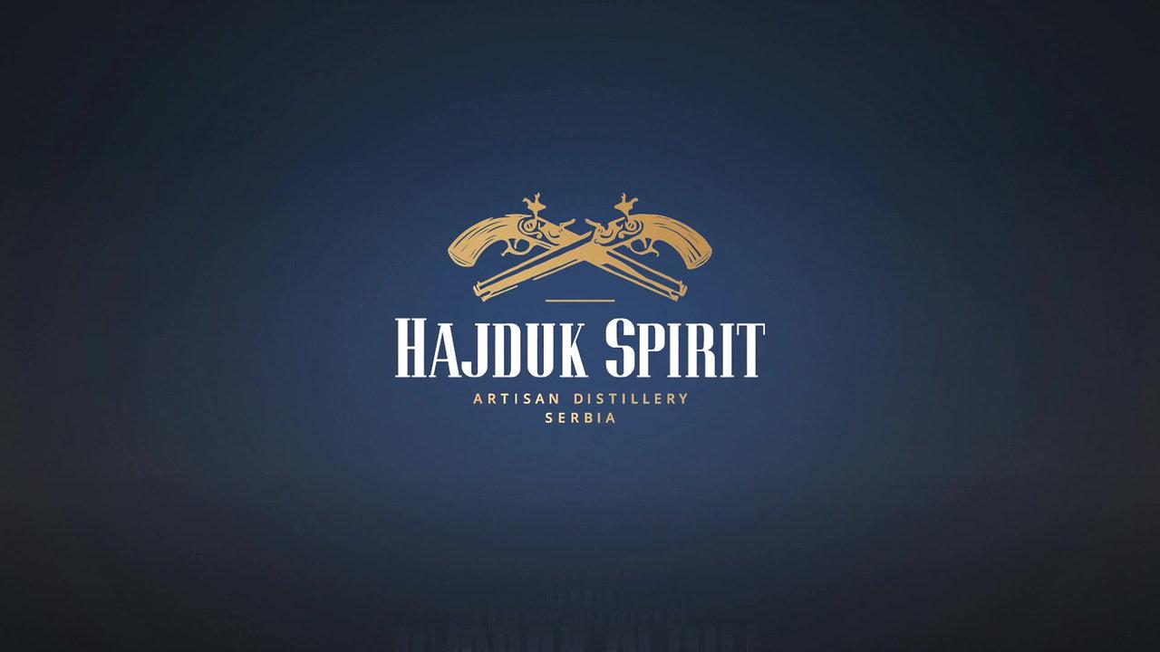 Hajduk Spirit Gin