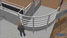 PROJETO 3D - Área de Serviço em aço