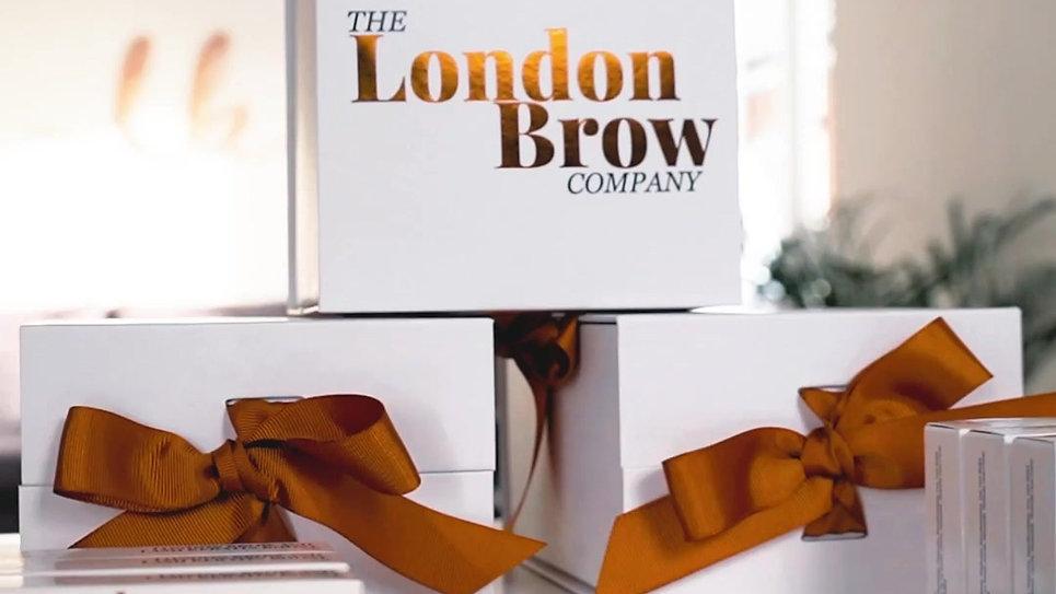 London Brow Lamination online course