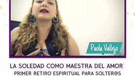Paola Vallejo - ¿Por qué debes asistir?