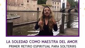 Laura Moreno - Te invita a este Retiro